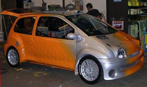 photo Renault Twingo RS racing 150ch sport tunning