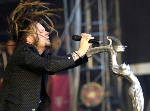 rock am ring 2006 korn jonathan davis