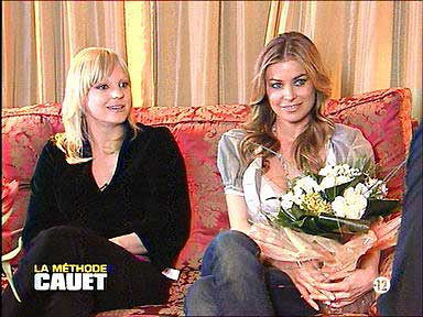 methode cauet carmen electra anna faris scary movie