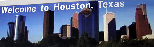welcome to houston texas