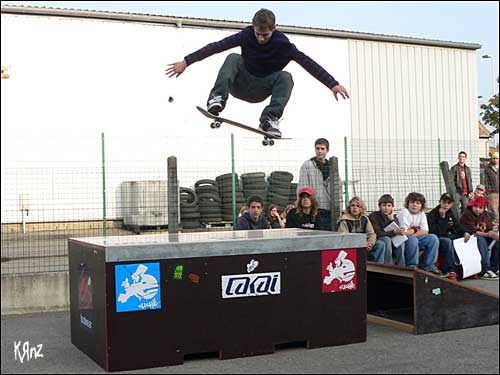 contest skate croconuts