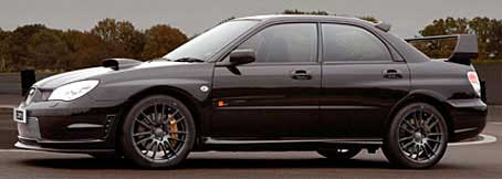 sub scooby suby impreza 320ch 320cv 320ps limited edition