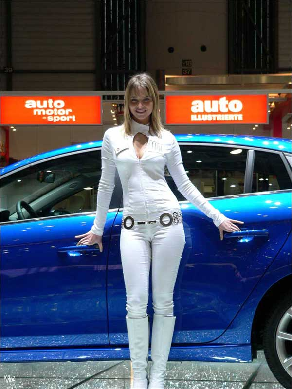 Photos du salon de l 39 auto de geneve 2007 blog note for Salon de l auto geneve tarif