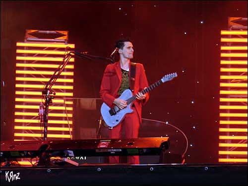 muse live rock am ring photo photos pics pix rar 2007 Matthew Bellamy