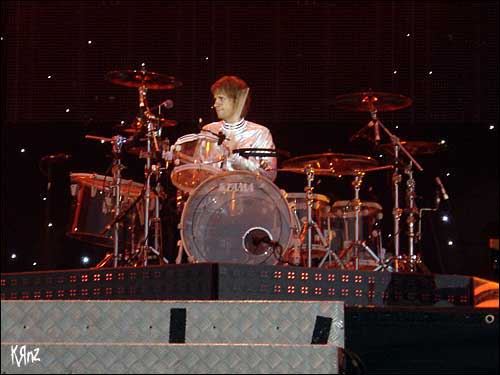 muse live rock am ring photo photos pics pix rar 2007 Dominic Howard