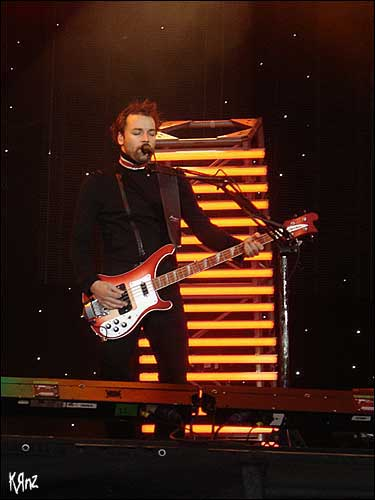 muse live rock am ring photo photos pics pix rar 2007 Chris Wolstenholme