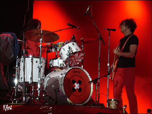 white stripes rock am ring live show photo photos seven nations army