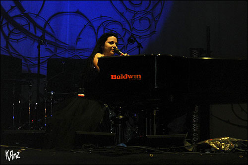 evanescence rock am ring 2007 amy lee