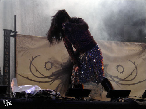 evanescence live rock am ring 2008 photos