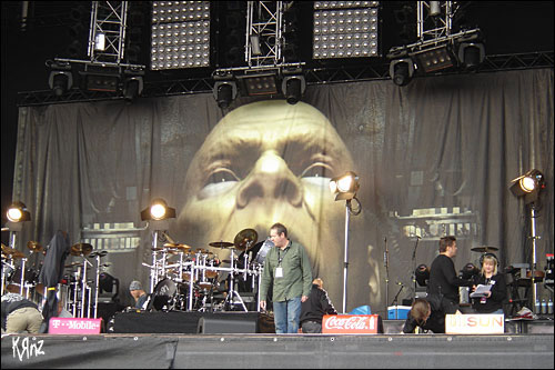 korn live rock am ring 2007 photos jonathan davis hiv korn chanteur cornemuse
