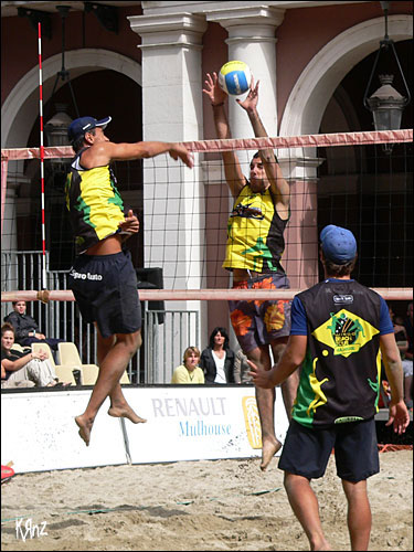 photos beach volley ball mulhouse