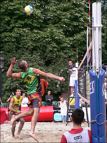 beach volley ball mulhouse