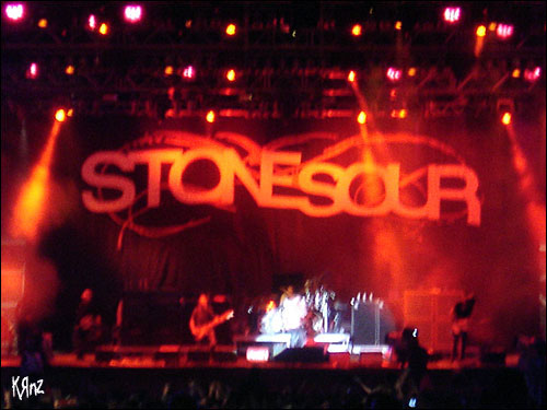 Stone Sour rock am ring 2007 live