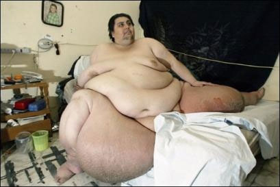 homme le plus gros du monde fat addict fa