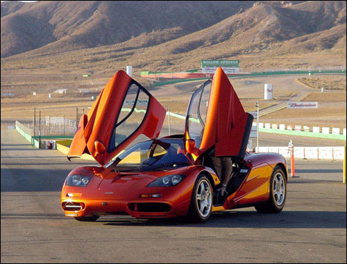 McLaren F1 maclaren photos