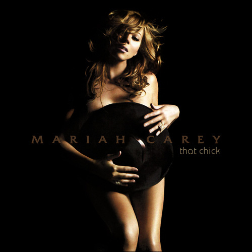 Mariah Carey E MC2 nouvel album 2008 photo cover pochette