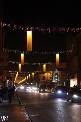 Illuminations de no l nancy blog note - Zone commerciale nancy ...