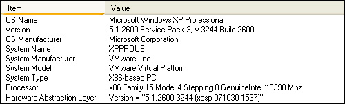 microsoft windows xp sp3 sp4 installation