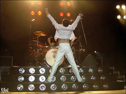 one night of queen live concert gary mullen photos pictures tribute band