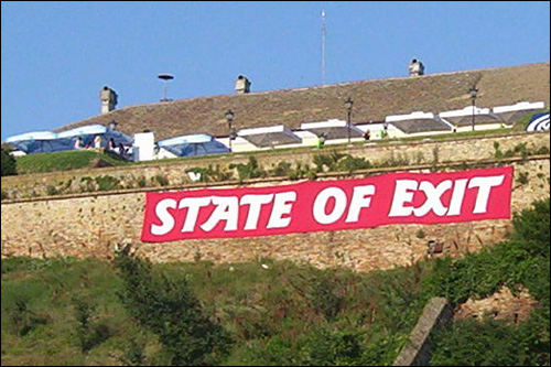 state to exit festival serbie musique rock roll
