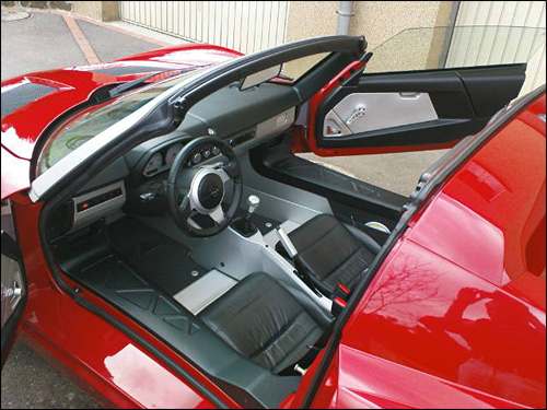 photo opel speedster speedy atmo turbo interieur