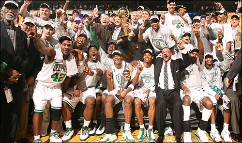 boston celtics nba playoffs finals 2008 los angeles lakers