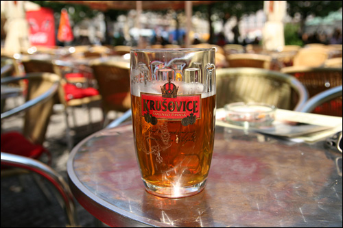 biere tcheque prague krusovice