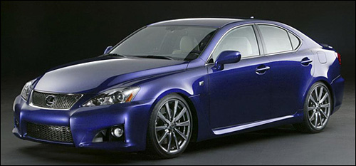 photo lexus isf is-f turbo compresseur