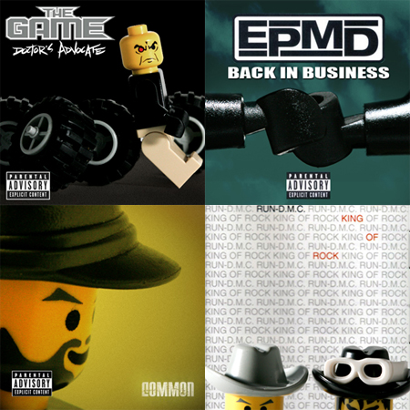 cd cover lego rap us hip hop