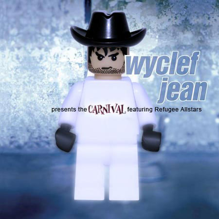 cd cover lego wyclef jean carnival hip hop
