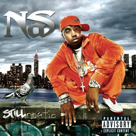 cd cover lego nas stillmatic us hip hop