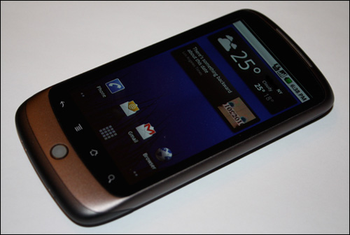 google phone nexus one android htc