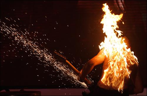 Feuer Frei A Un Incroyable Talent Allemand Blog Note
