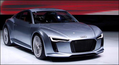 photo video audi etron r4 e tron a8
