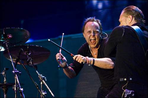 photo concert live metallica rock am ring 2008 rock im park rar master puppets live concert Lars Ulrich