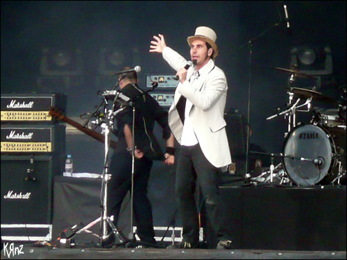photo concert live serj tankian rock am ring 2008 rock im park rar system of a down picture bild
