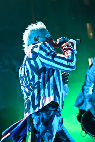 photo concert live the prodigy rock am ring 2008 rock im park rar keith flint leeroy thornhill liam howlett