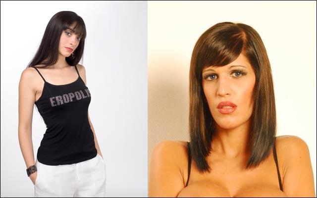 photos hd Eropolis salon erotisme Paris province Carla Nova poitrine 100E photo