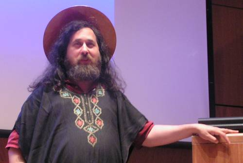 richard stallman gourou open source