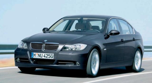 bmw e90 320d 2010