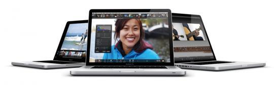 Apple MacBook Pro 13 15 17 nouveaux