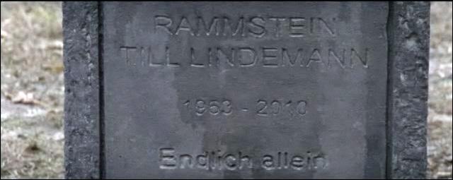 rammstein haifisch tombe