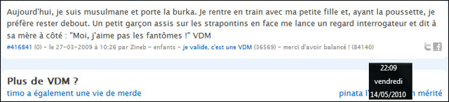 84000 votes vdm tlbm heure