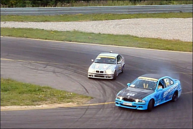 drift cup anneau du rhin video hd photo m3 e36 m5 e39