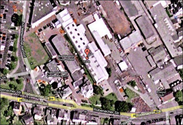 ville fuck rue allemagne google maps streetview