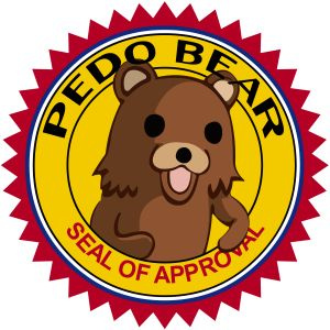 Images marrantes - Page 2 Pedobear_seal_of_approval
