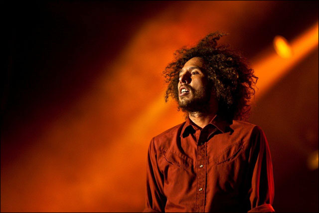 ratm photo video rage against the machine rock am ring rock im park 2010 zack de la rocha