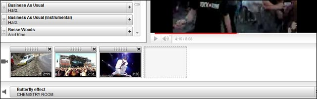 youtube video editor tutoriel explication video