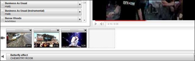 youtube video editor tutoriel explication video