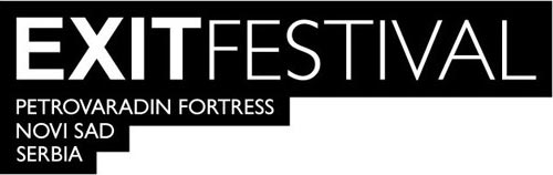EXIT festival serbie novi sad photo logo